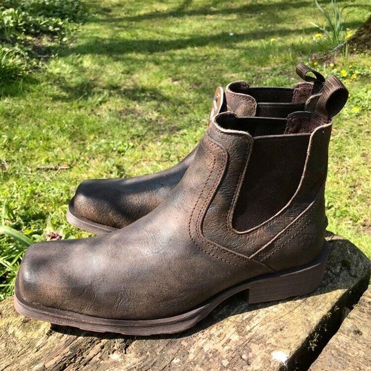 Ariat Men's Midtown Rambler Leather Boot - Western - Sizes 8 to 12 UK