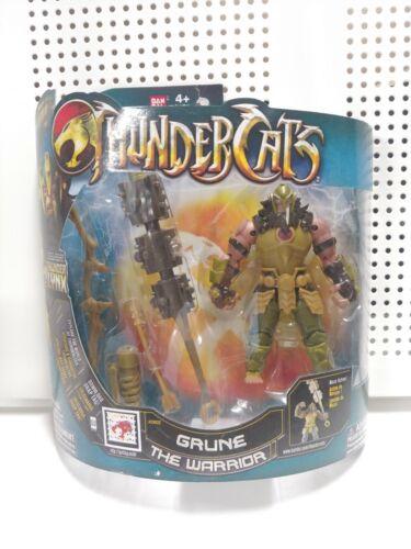 Thundercats Grune the Warrior Deluxe 4 inch New