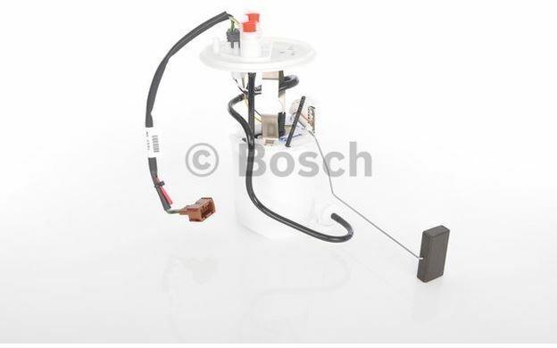 BOSCH Pompe à carburant Electrique pour SAAB 900 0 986 580 352 - Mister Auto