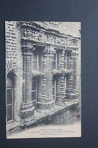 Postcard-Antique-CPA-Cahors-Cross-Of-La-Renaissance-Rue-Des-Boulevards