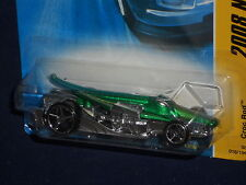 Hot Wheels 2008 New Models 18/40 Croc Rod  Mtflk Green w/ OH5SPs
