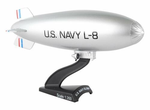 TIMBRE POSTE modèles échelle 1//350 US Navy Blimp L-8 le fantôme