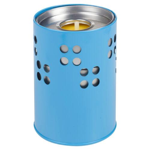 3 x 10 h citronnelle Bougies Parfumées tealight avec support métallique Parfums Cadeau Maison