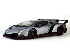 Kyosho Lamborghini Veneno Coupe Grey 1/18
