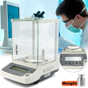 Analytical-Balance-Lab-Digital-Electronic-Precision-Scale-0-1mg-120g-x-0-0001g