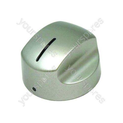 Genuine Electrolux AEG Finitura Cromata Fornello manopola di controllo