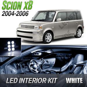 Image Is Loading 2004 2006 Scion XB White LED Lights Interior