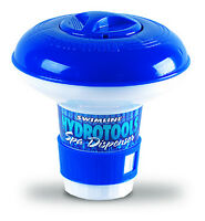 Hydrotools 8715 Swimming Pool Mini Chlorine Tablet Floating Chemical Dispenser on sale