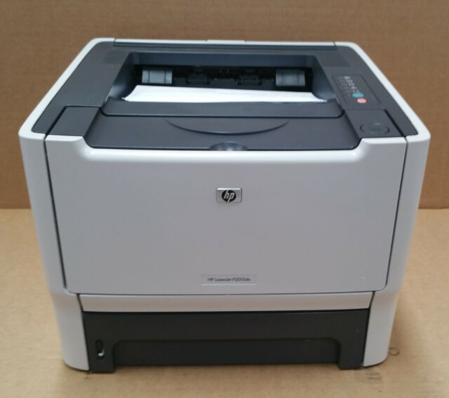 HP PRINTER P2015N WINDOWS 10 DRIVERS