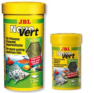 JBL-NovoVert-Herbivorous-Fish-Food-Flakes-100ml-250ml-Vegetable