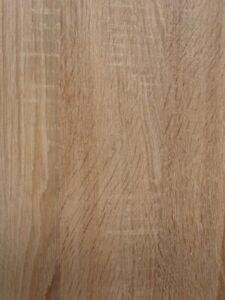 Details zu 38 mm Arbeitsplatte 27,97 €/m Küchenarbeitsplatte 410 x 63,5 cm  Sonoma Eiche
