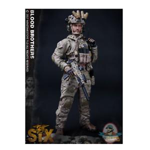 1 6 Sixth Scale Mini Times US Navy SEAL Team Six MT010