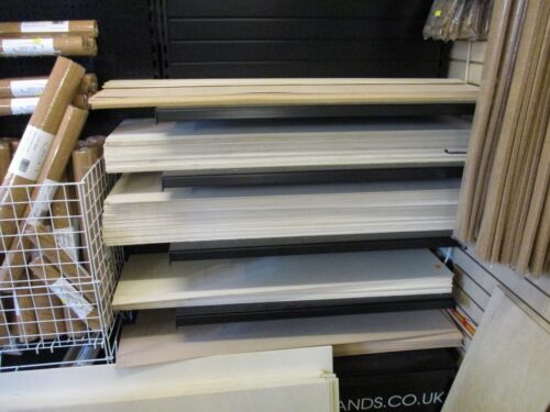"""Woodland ST1416 Foam 6 x 2/' Long Pieces to Make 0/"""" to 4.5/"""" Over 12/' =3/% Incline"""
