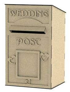 Image Is Loading Y206 XXX LARGE Wedding LETTER MAIL Box BIRTHDAY
