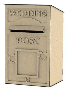 Y206 Xxl Heart Wedding Card Post Box Letter Box Weddings