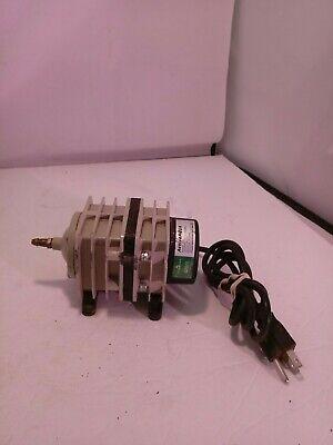 Hydrofarm AAPA25L Air Pump with 8 Outlets