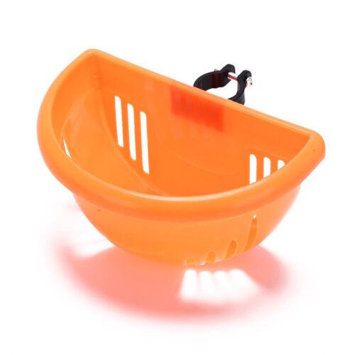 children/'s bike basket plastic bicycle bag kids scooter handle bar basket  OJ
