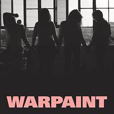 WARPAINT - HEADS UP   CD NEU