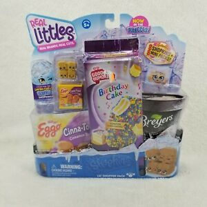 BRAND NEW SHOPKINS Season 13 REAL LITTLES Now in the Freezer Lil Shopper Pack