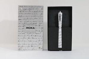 Moka Fountain Pen senzatitolo by Giuliano Mazzuoli [chi-105]