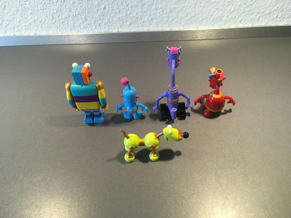 Legetøj, Små lego robotter