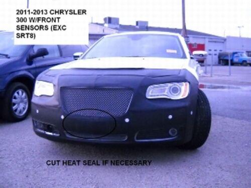 Lebra Front Mask Cover Bra Fits Chrysler 300 2011-2014 11-14 with front sensors