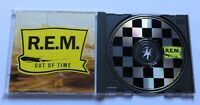 R.E.M. - Out of Time - CD Album -  Losing My Religion - Radio Song