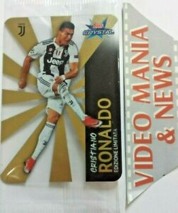 Crystal-Cristiano-Ronaldo-Crystal-Card-Champions-Limited-Edition