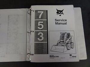 Bobcat-753-Service-Manual