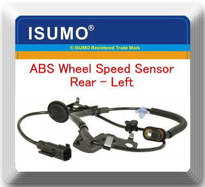 ABS Wheel Speed Sensor Rear Left For FWD Dodge Caliber Jeep Compase Patriot