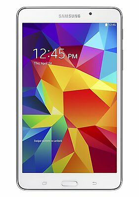 "Samsung Galaxy Tab 4 SM-T230 7.0"" 8GB 1.2GHz Android 4.4 Wi-Fi Tablet PC - White"
