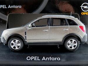 Norev-Opel-Opel-Antara-2006-2010-in-saharabeige-metallic-1-43-NEU-OVP