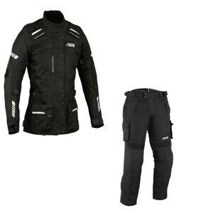 Biker Motorrad Protektoren Jacke und hose Damen Motorrad Roller Jacke Hose Neu