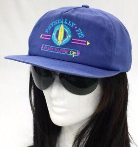 557cf8c4723 vtg 80s OCEAN PACIFIC OP Surf Style Adjustable Strapback Hat Cap