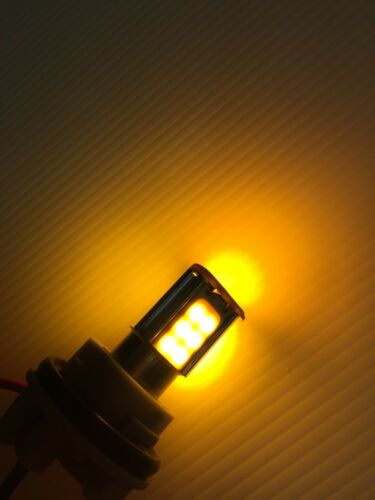 Brake Light 1157 3496 7528 BAY15D P21//5W COB LED Amber Car Bulbs M1 AR