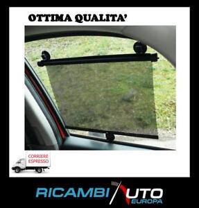 Tende Parasole Avvolgibili Per Auto.Dettagli Su Coppia Tendine Parasole Auto Rullo Avvolgibili Renault Scenic