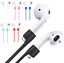 For-Apple-AirPods-Strap-Anti-lost-Loop-Strap-String-Rope-Connector thumbnail 1
