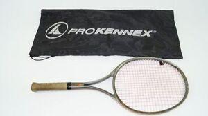 Kneissl White Star Aero 30 Club Tennisschläger L3 strung racket tour Austria