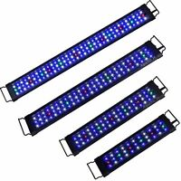Aquarium Full Spectrum Multi-color Led Light 12/18/24/30/36/48/72 Fowlr