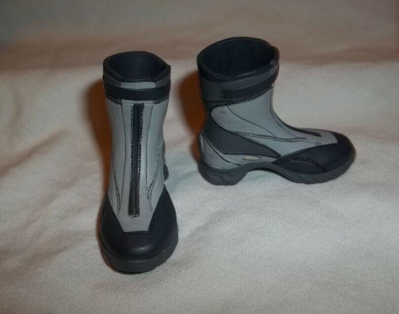 Hot toys Resident Resident Resident Evil Jill Valentine & Sheva Alomar Boots 1 6 Scale af8268