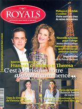 ROYALS Francois Orleans_Rania Jordanie_Kate Middleton_Mathilde_Victoria_Marie