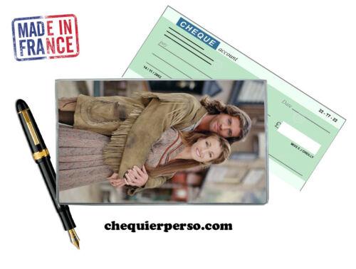 dr quinn série TV 01-006 protège porte chéquier format portefeuille