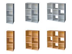 Libreria design da moderno cubi parete muro librerie mensola