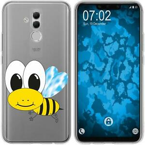 Case-for-Huawei-Mate-20-Lite-Silicone-Case-Cutiemals-M1-protective-foils