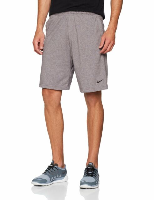 NIKE Mens Dri-FIT Cotton Training Shorts