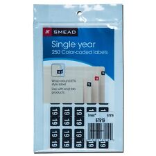 Smead File Folder Labels 67919 Storage Purpose Wraparound Black Color 2019