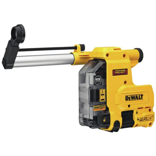 Dewalt Dust Extractor >> Dewalt Dust Extractor For 20 Volt Dch273 Sds Drill Dwh304dh