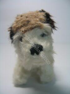 168 steiff stofftier jack russell terrier hund foxy pl schtier alt. Black Bedroom Furniture Sets. Home Design Ideas