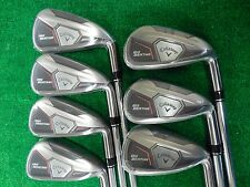 New Callaway Big Bertha iron set 4-PW Speedstep Stiff flex steel irons