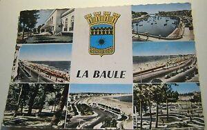 France-La-Baule-Multi-view-Jansol-posted-1960